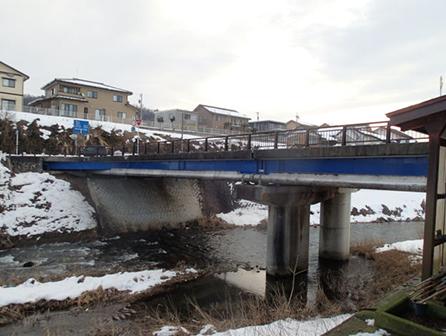 小長谷橋(富山県)
