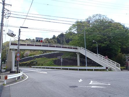 本宿小西歩道橋(愛知県)