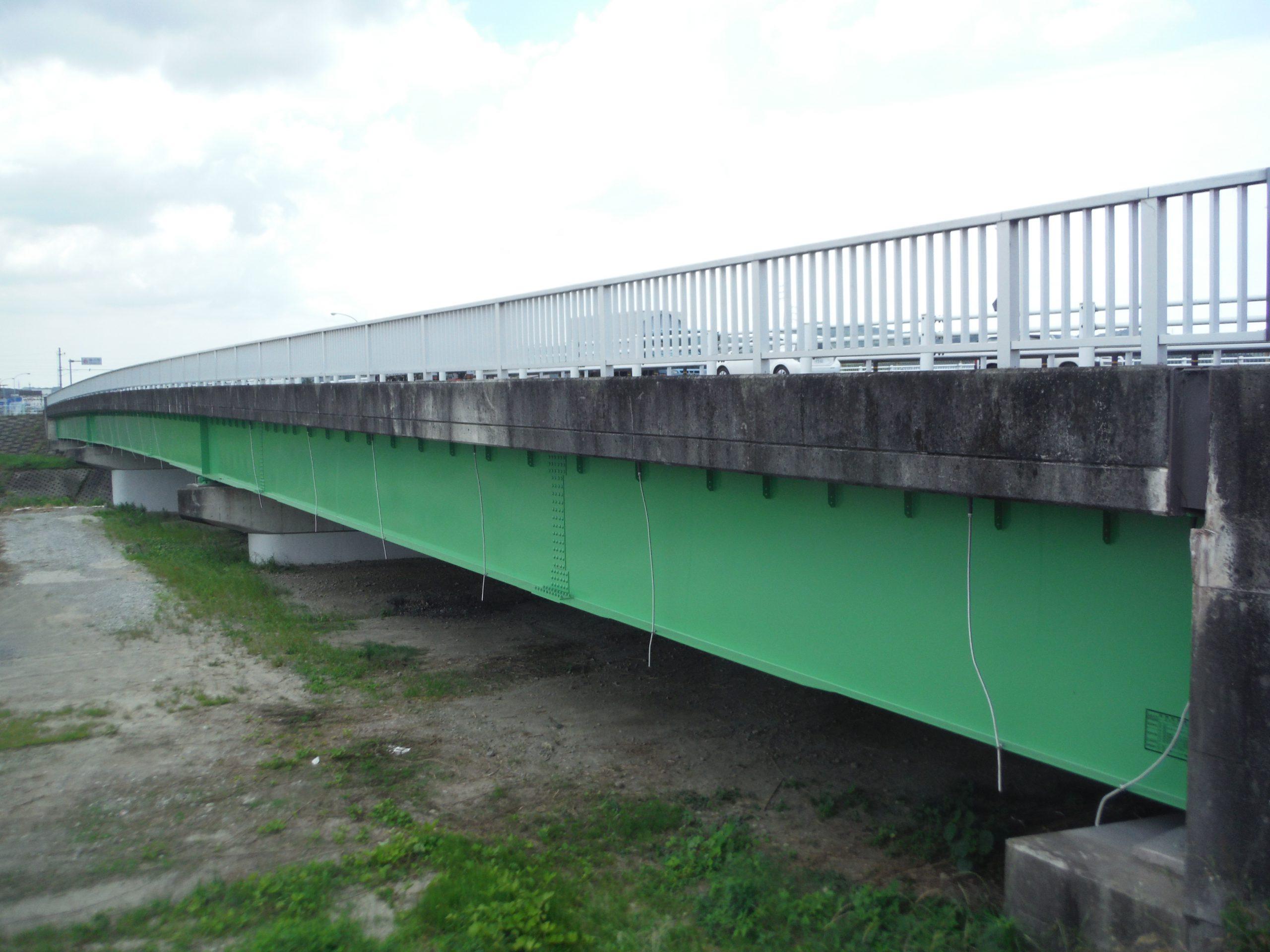 国道1号同心橋(静岡県)