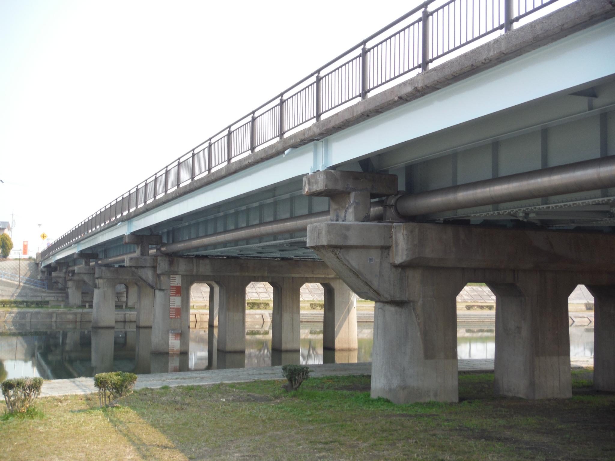 国道1号海蔵橋(三重県)