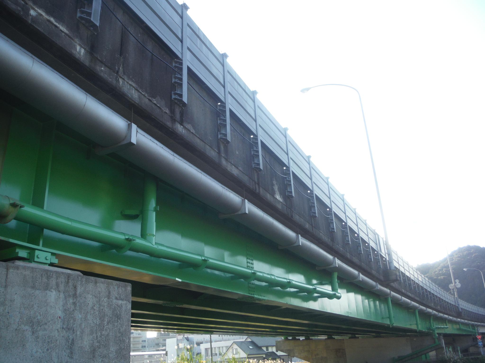 国道1号野田高架橋(静岡県)