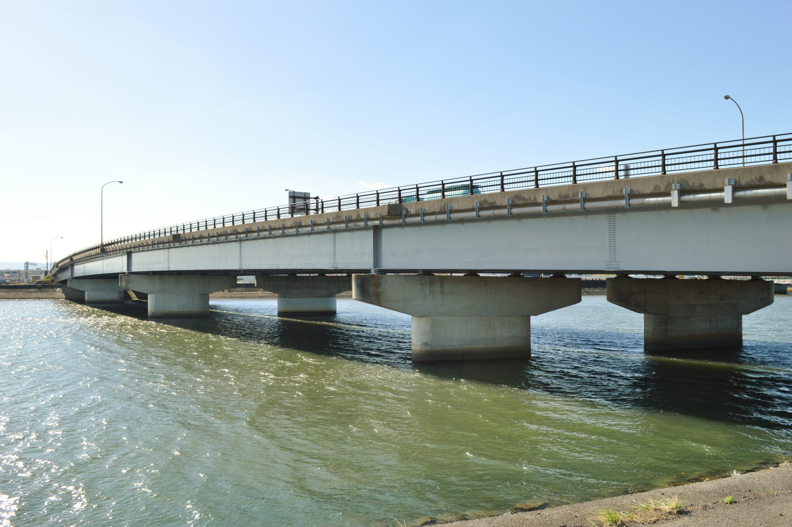 国道23号三渡大橋(三重県)