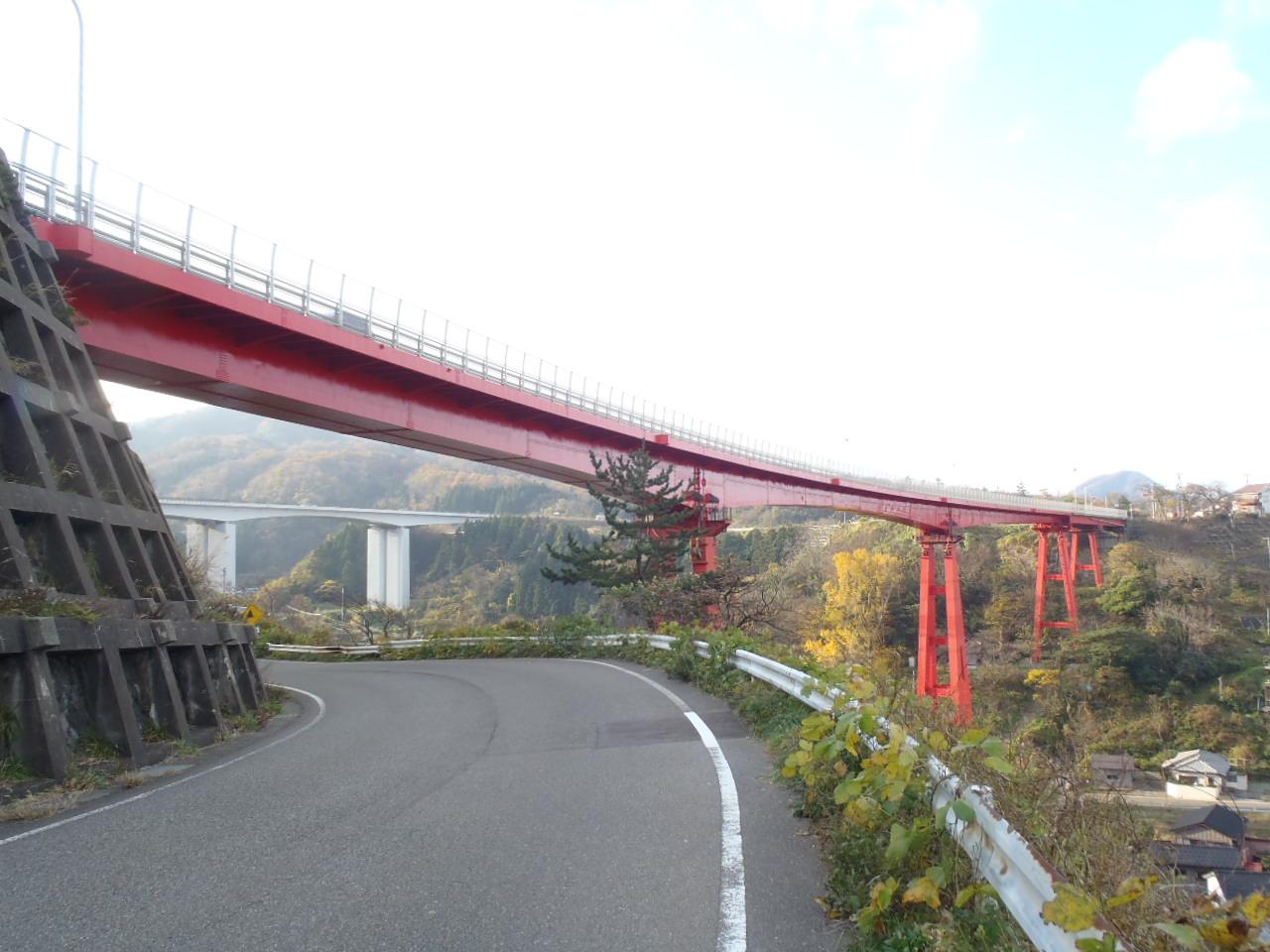 国道8号米山大橋(新潟県)
