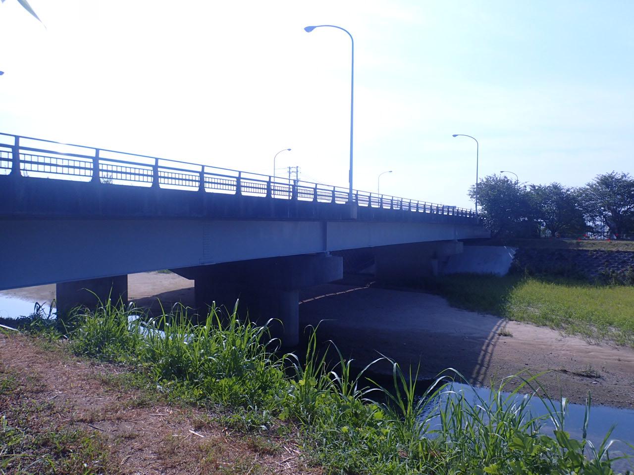 国道23号新松坂橋(三重県)