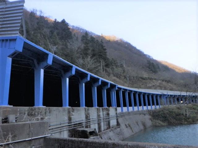東茂住洞門(岐阜県)